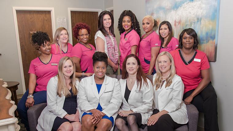 Avant Gynecology Staff