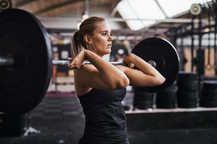 Heavy Lifting with Women