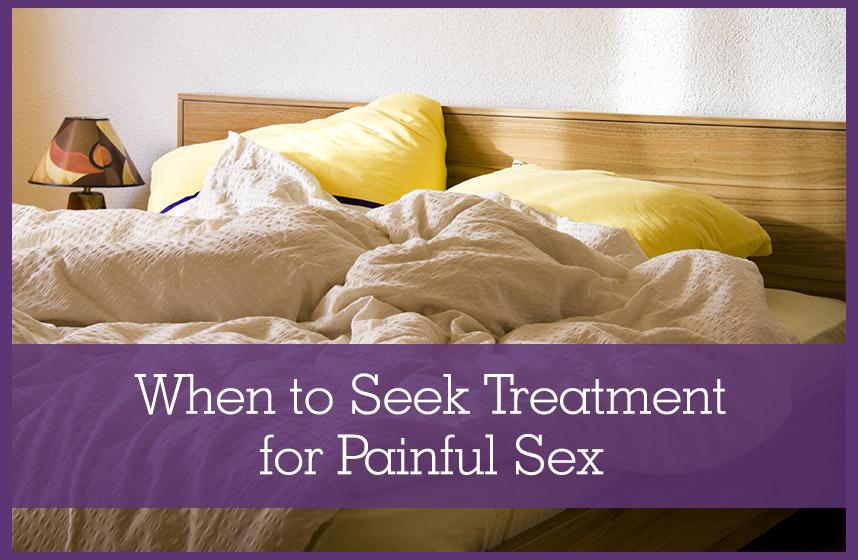Painful Sex Treatment