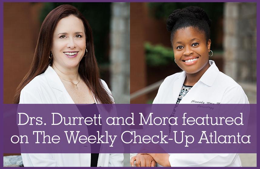 Drs Durrett and Mora
